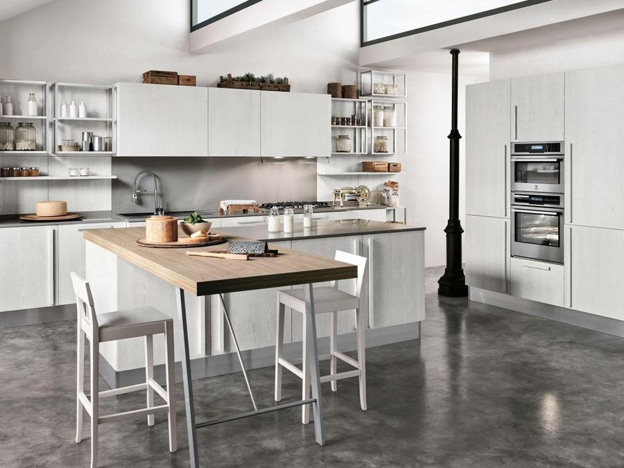 Essenza - Cucine - Zona giorno | Vinciguerra Arredi